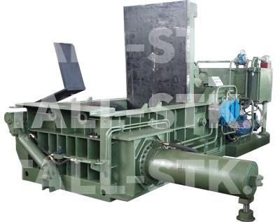 Пресс пакетирования металлолома Y81F-2500A