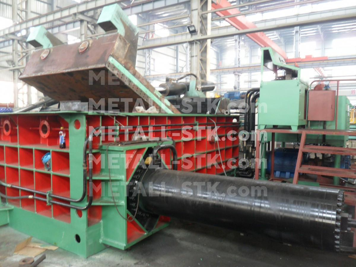 Пресс пакетирования металлолома Y81T-3150A