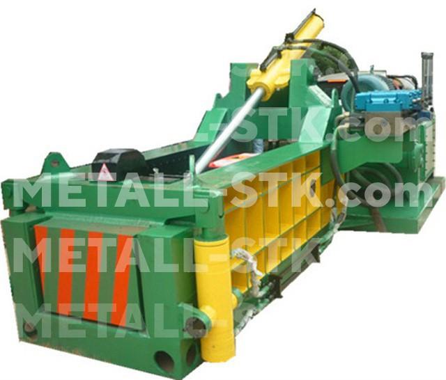 Пресс пакетирования металлолома Y81Q-1600
