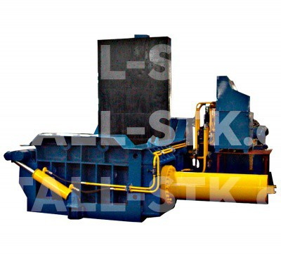 Пресс пакетирования металлолома Y81F-2000A